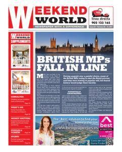 Weekend World - Issue 28, February 2-15 2017