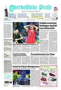 Oberhessische Presse Marburg/Ostkreis - 26. April 2018