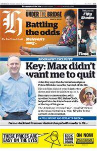 The New Zealand Herald - February 9, 2017