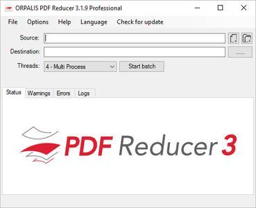 ORPALIS PDF Reducer Professional 3.1.10