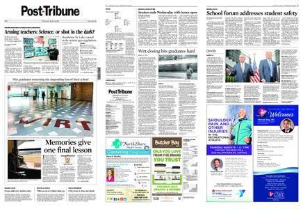 Post-Tribune – March 14, 2018