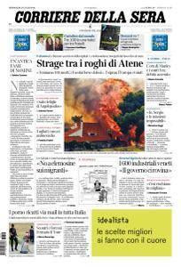 Corriere della Sera - 25 Luglio 2018