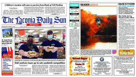 The Laconia Daily Sun – October 21, 2020