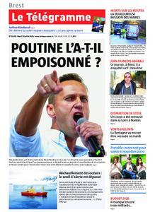 Le Télégramme Brest – 30 juillet 2019