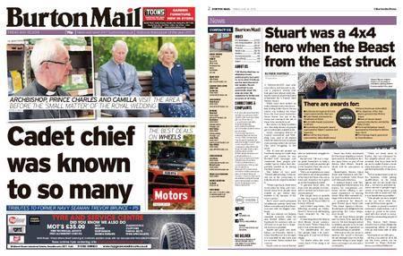 Burton Mail – May 18, 2018