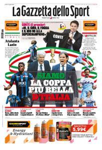 La Gazzetta dello Sport Sicilia – 15 maggio 2019