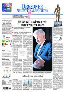 Dresdner Neueste Nachrichten - 03. Juli 2018