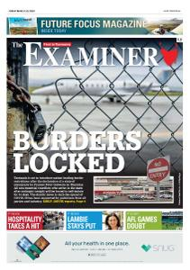 The Examiner - March 20, 2020