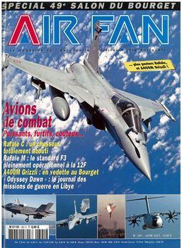 Air Fan №391 Juin 2011