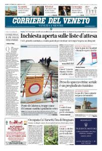Corriere del Veneto Venezia e Mestre – 11 ottobre 2018