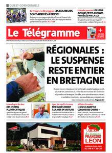 Le Télégramme Ouest Cornouaille – 25 juin 2021