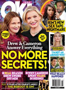 OK! Magazine USA - October 11, 2021