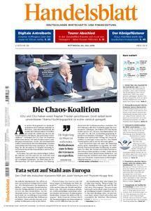 Handelsblatt - 04. Juli 2018