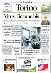 la Repubblica Torino - 22 Ottobre 2020
