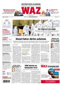 WAZ Westdeutsche Allgemeine Zeitung Oberhausen-Sterkrade - 15. März 2019