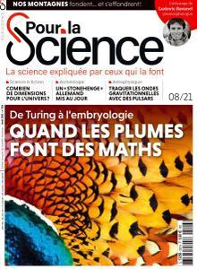 Pour la Science - Août 2021