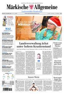 Märkische Allgemeine Luckenwalder Rundschau - 06. Dezember 2017
