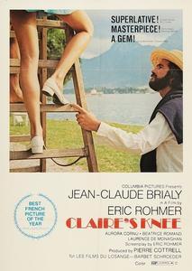 Claire's Knee (1970) Le genou de Claire