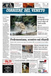 Corriere del Veneto Padova e Rovigo – 09 gennaio 2019