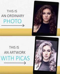 Picas – Photo Artwork Editor ِVip v1.1.7
