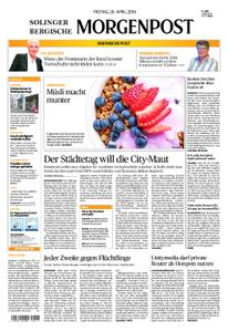 Solinger Morgenpost – 26. April 2019