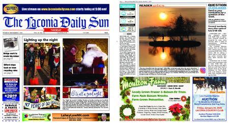 The Laconia Daily Sun – December 03, 2019