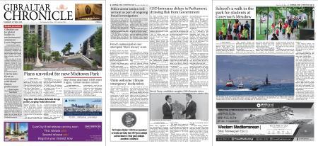 Gibraltar Chronicle – 16 May 2019