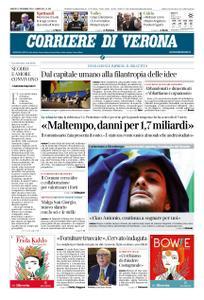 Corriere di Verona – 15 dicembre 2018