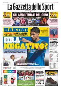La Gazzetta dello Sport Roma – 24 ottobre 2020