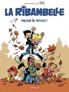 La Ribambelle - Tome 7 - La Rimbambelle Reprend du Service