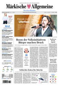 Märkische Allgemeine Westhavelländer - 26. August 2019