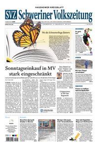 Schweriner Volkszeitung Hagenower Kreisblatt - 10. Januar 2019
