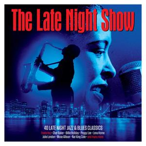 VA - The Late Night Show (2CD, 2018)