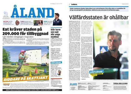 Ålandstidningen – 12 juni 2019