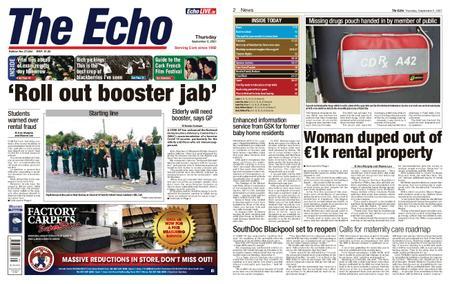 Evening Echo – September 02, 2021