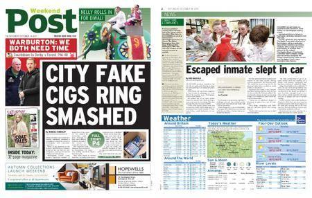 Nottingham Post – October 14, 2017