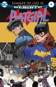 Batgirl 014 2017 2 covers Digital