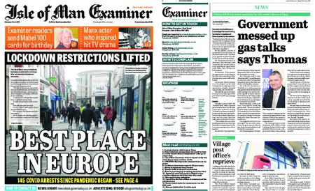 Isle of Man Examiner – February 02, 2021