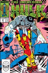 Incredible Hulk 361 1989