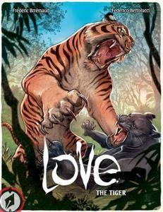 LOVE v1 - The Tiger 2015 Digital