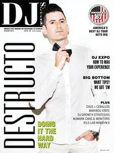 DJ Times  - August 2015