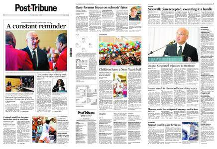 Post-Tribune – January 16, 2018