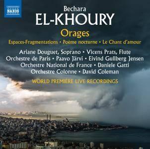 VA - Bechara El-Khoury: Orages (Live) (2017)