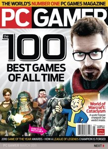 PC Gamer - March 2011
