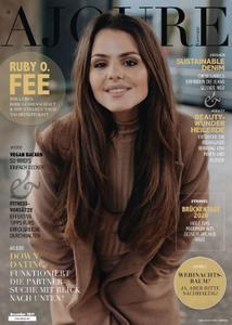 Ajoure Magazin - Dezember 2019