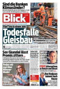 Blick – 09. Juli 2019