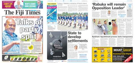 The Fiji Times – November 30, 2020