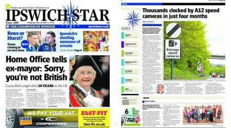 Ipswich Star – May 23, 2018