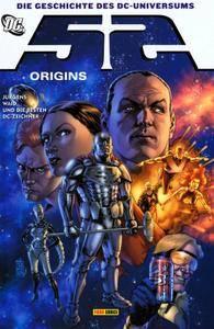52 Sonderband - Origins Panini 2007 Comic Action 2007 Limited