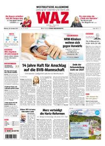 WAZ Westdeutsche Allgemeine Zeitung Oberhausen-Sterkrade - 28. November 2018